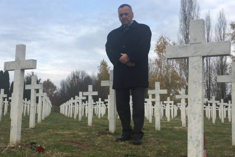 Vrkić pomaže pronaći posmrtne ostatke Jean-Michela Nicoliera ubijenog na Ovčari