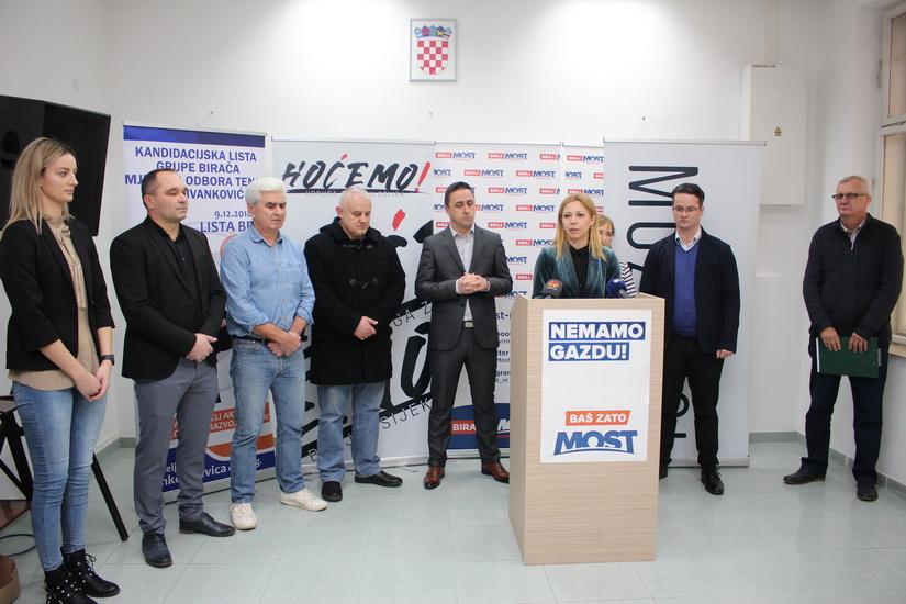 Nezavisne liste osvojile 3. mjesto na izborima u Osijeku i najavile nastavak suradnje s Mostom
