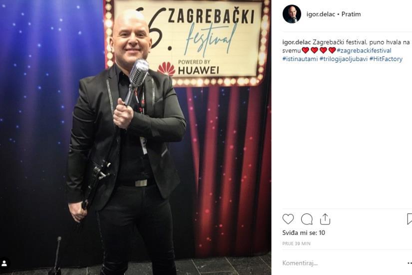 Na Zagrebačkom festivalu Igor Delač i Mia Dimšić