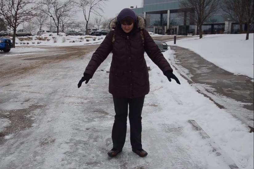 Tko se boji zime još? Uz ovaj savjet poledice vam više neće predstavljati problem
