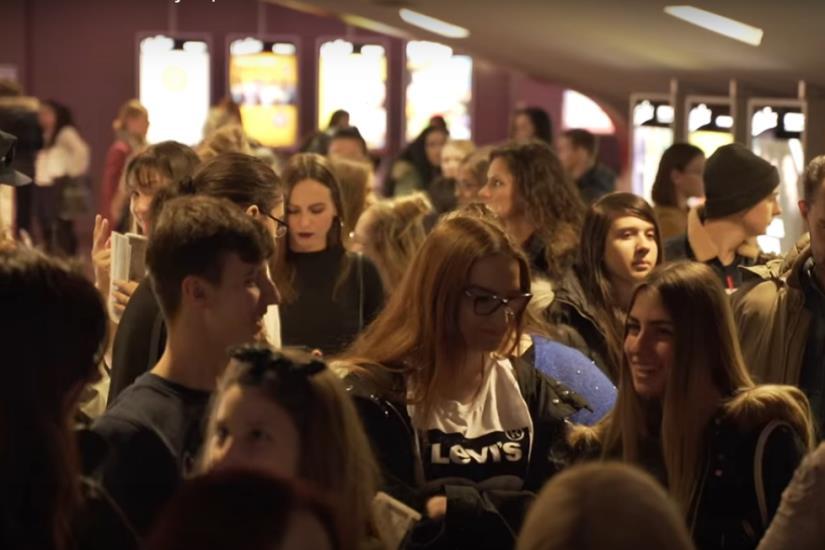 Nešto nikad viđeno na našim prostorima: Koncert grupe Pravila igre u Cinestaru