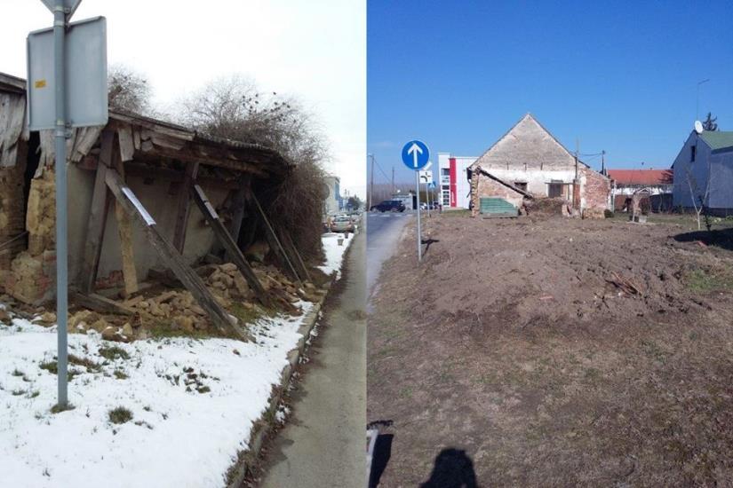 Uklanjanje ruševnih objekata u Osijeku: Vrkić preko 'Fejsa' pozvao građane