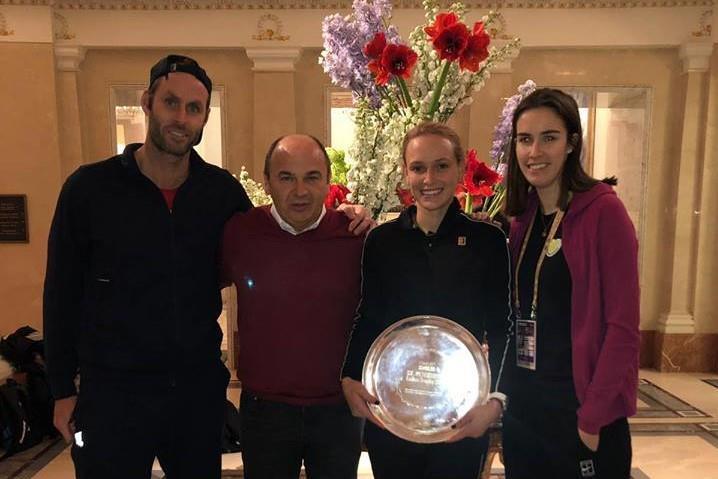 WTA turnir u St Peterburgu: Donna Vekić poražena u finalu