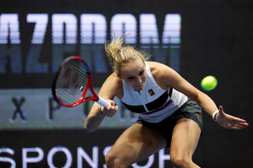 Bravooo Donna! Naša tenisačica došla je do najboljeg renkinga u karijeri!