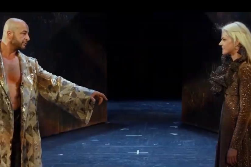 VIDEO: Premijera Othella u HNK