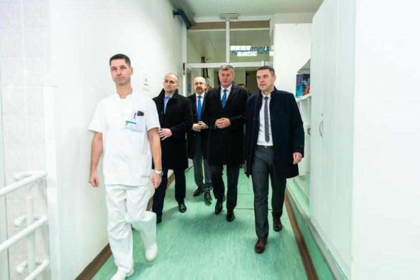 U osječkom KBC-u pušten u rad novi SPECT/CT uređaj