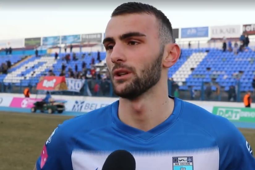 NK Osijek: Abazaj je bio čovjek odluke