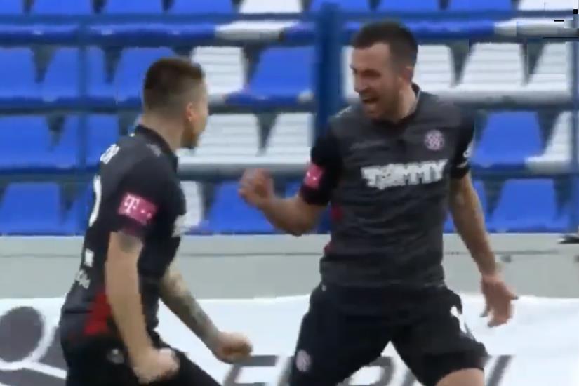 Prva HNL: Osijek – Hajduk