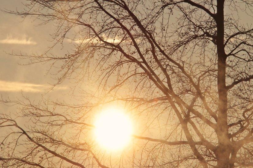 Vrijeme danas: Umjereno do pretežno oblačno i danju osjetno toplije