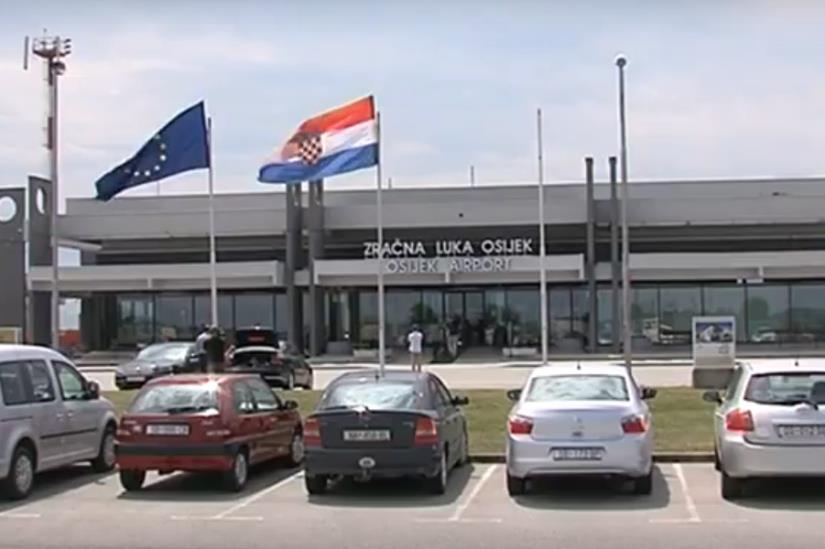 Vlada dala suglasnost Zračnoj luci Osijek za kredit