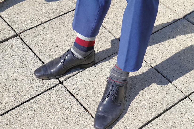 Župan raspario čarape!