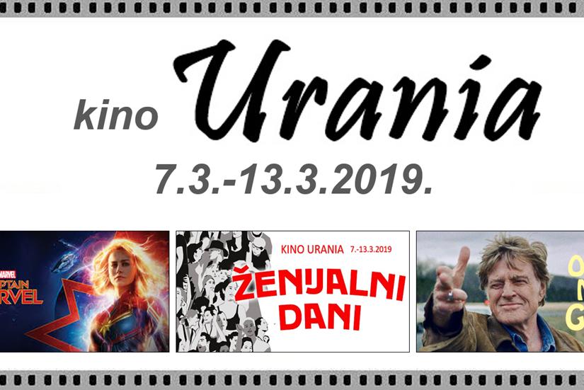"""Drage naše: Slijede """"Ženijalni dani"""" u kinu Urania"""