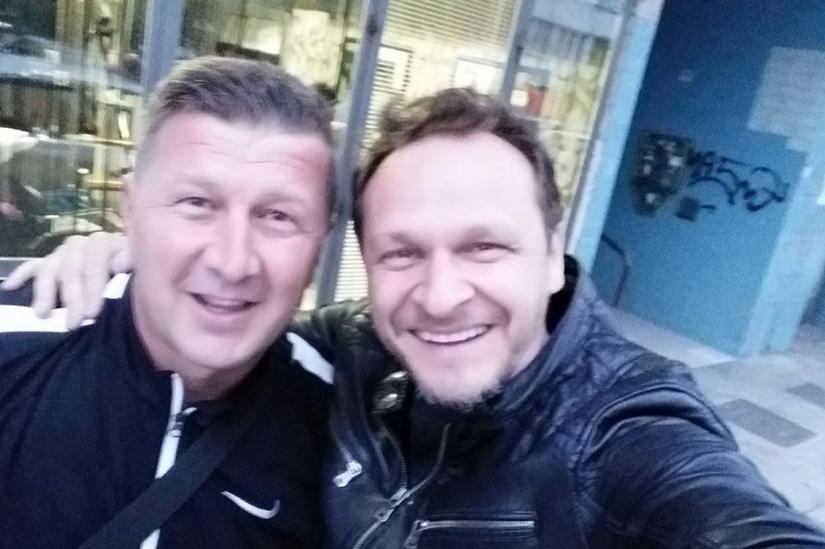 Almir Turković za OsijekNEWS.hr: Dobro sam, više se neću nervirati! Pozdravite mi raju u Osijeku!
