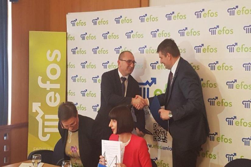 Potpisan sporazum o suradnji s Ekonomskim fakultetom u Osijeku