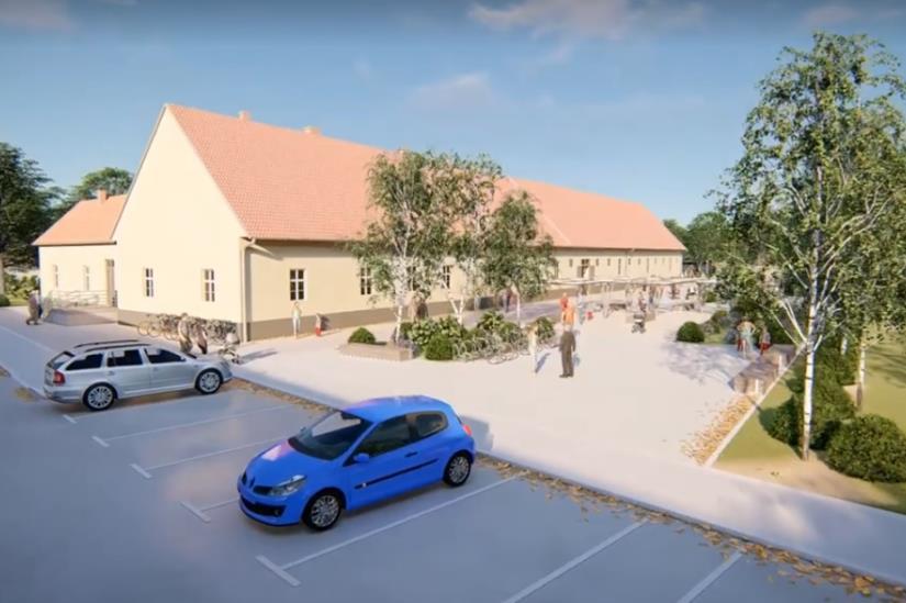 VIDEO: Vrkić na Facebooku pokazao kako će izgledati budući Centar za posjetitelje Tvrđa