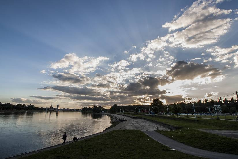 Kako su Drava i Dunav vodostajem reagirali na obilne oborine