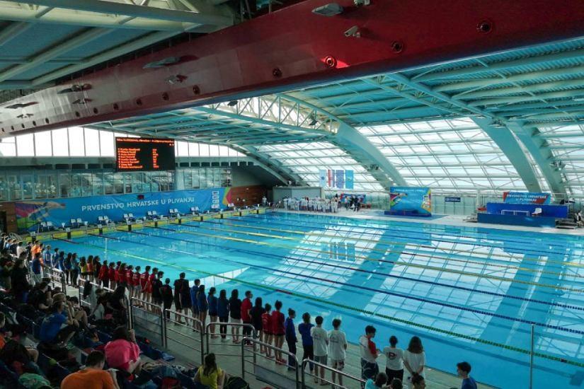 Ekipno prvenstvo Hrvatske u plivanju