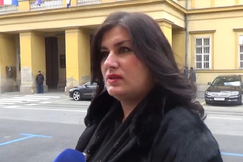 Oporba: Ponuđena ostavka ministrice Žalac je igrokaz za javnost