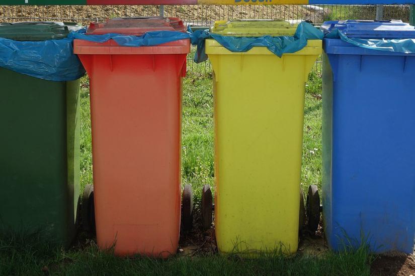 U 400 gradova stiže više od milijun spremnika za odvojeno prikupljanje otpada