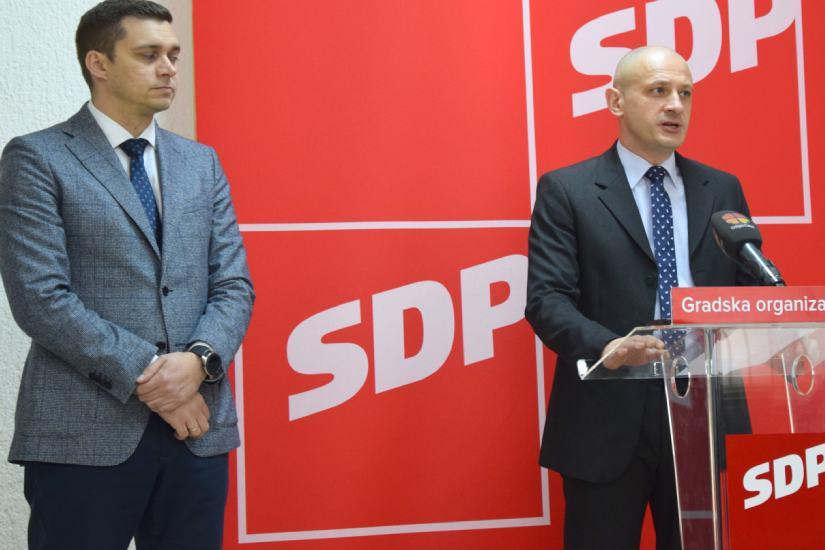 SDP: Dva gradska HDZ-a ili jedan HDZ s dva kontradiktorna stava!?
