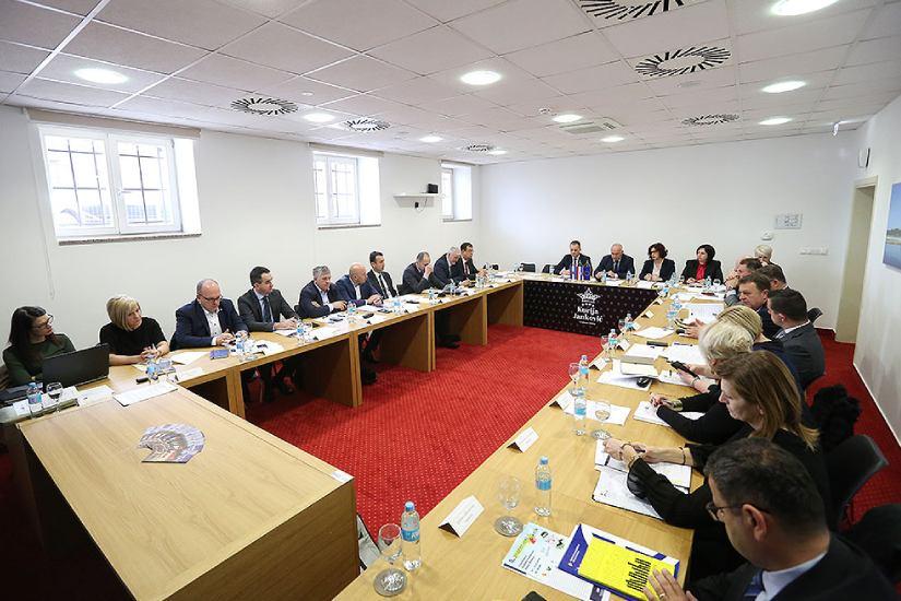 Zajednica županija: Jačanjem međunarodne suradnje i reorganiziranjem NUTS 2 sustava ravnomjerniji regionalni razvoj