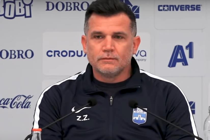 Piše NK Osijek – Zorane, hvala ti