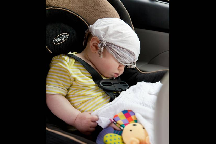 Pregled i postavljanje auto – sjedalica za djecu