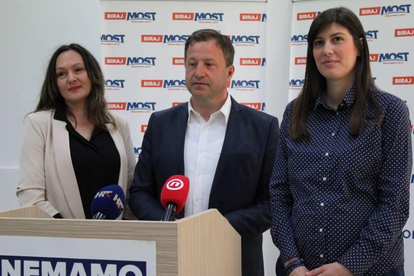 Most NL: Energetska politika Plenkovićeve Vlade doživjela je krah
