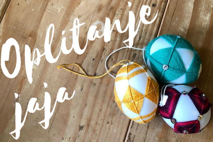 Oplitanje jaja u Muzeju Slavonije!
