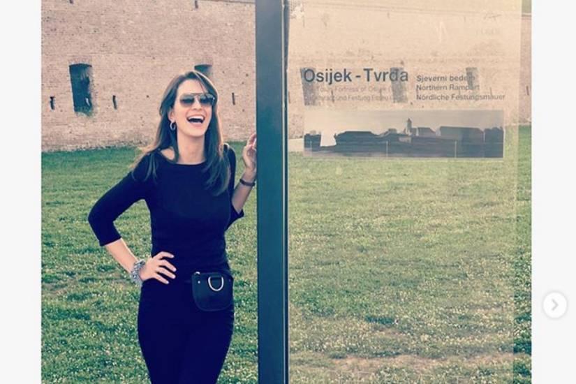 Ornela Vištica: Kad uhvatim vremena volim doći u Osijek