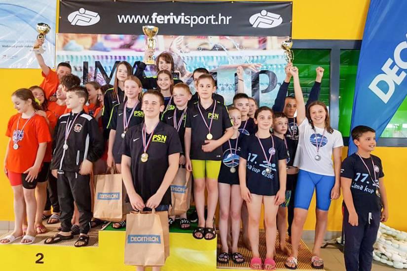 18. LIMA KUP tradicionalni plivački miting