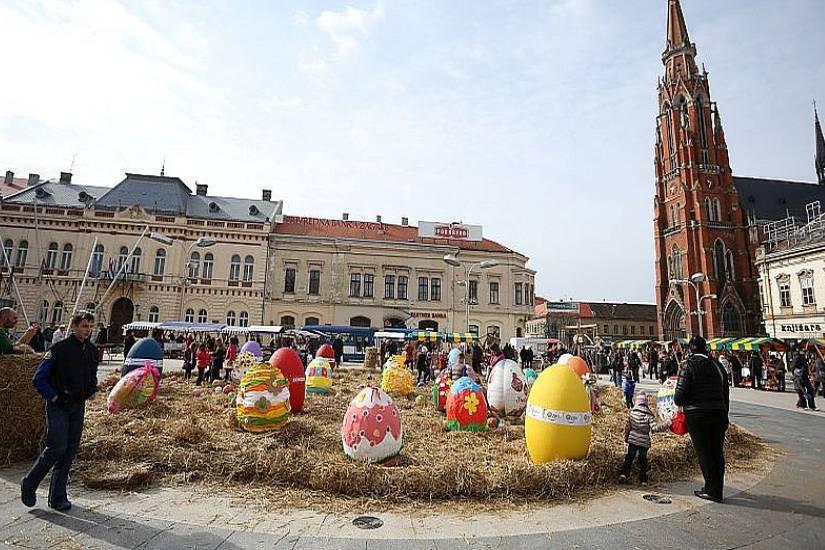 Uskrs u Osijeku