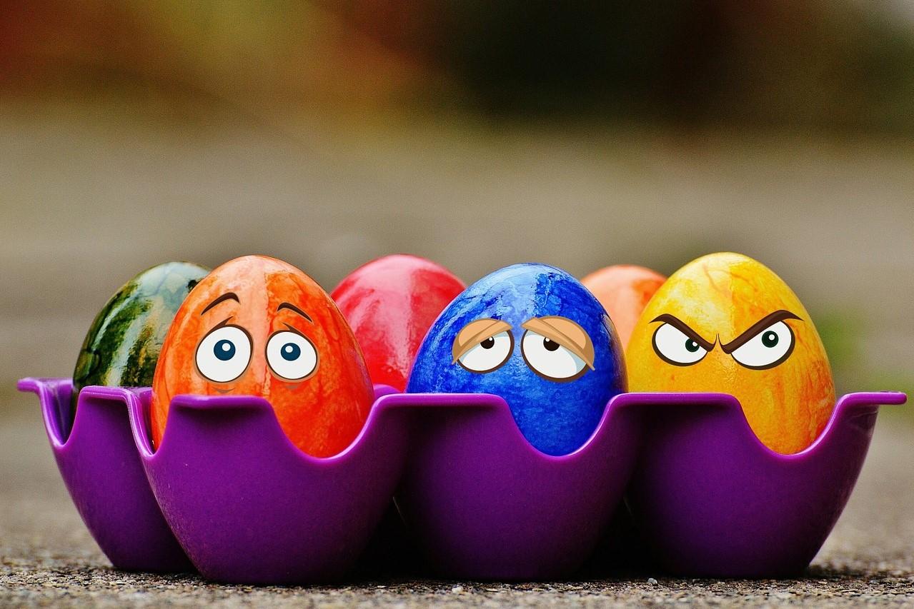 Znate li zašto bojamo jaja za Uskrs?