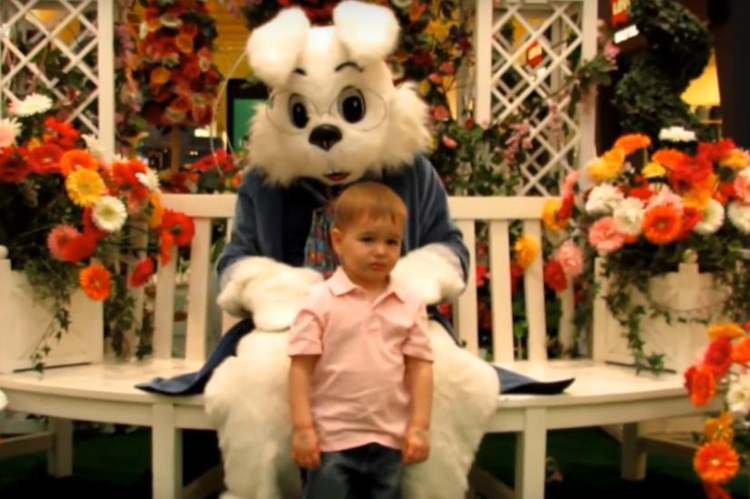 Djeca u suzama: Uskrsni zeko ne donosi uvijek sreću!