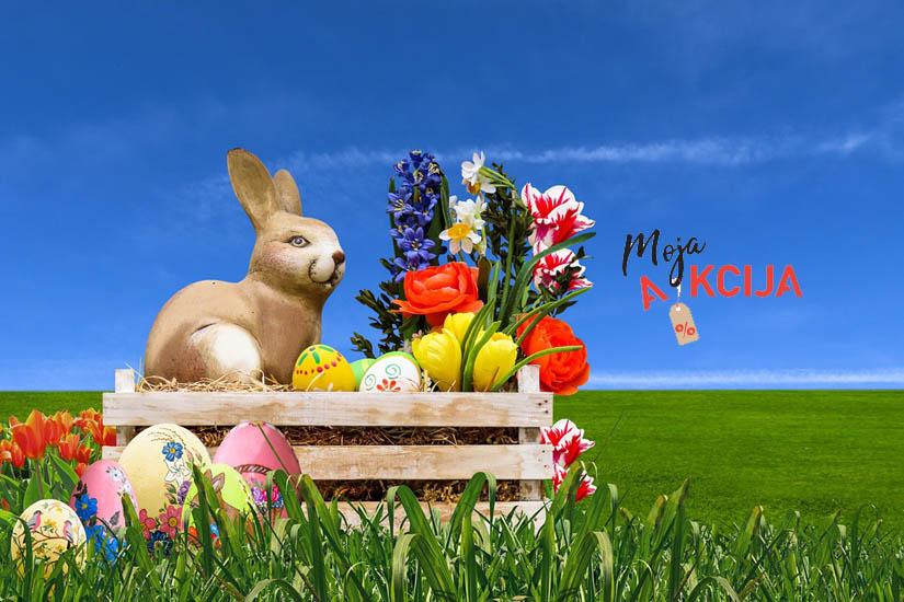 Što pokloniti našim najdražima za Uskrs? Mi znamo!
