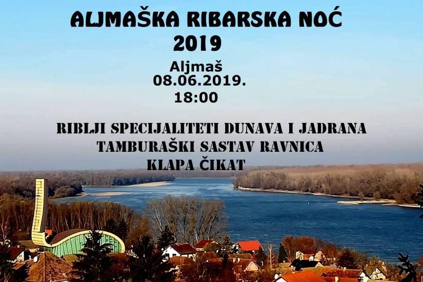 Aljmaška ribarska noć 2019.