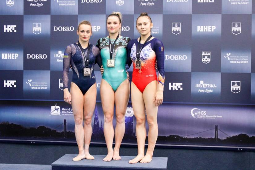 Foto: Dobro World Cup – Ana Đerek osvojila još jedno zlato