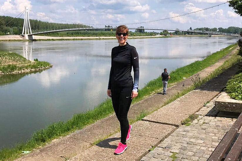 Biljana Borzan u 'trkačoj opravi' istakla figuru! Ima li 48 godina ili ne? ;)