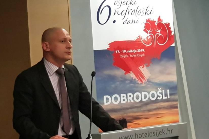 Svečano otvoreni 6. osječki nefrološki dani u Hotelu Osijek