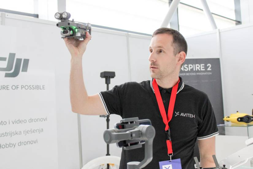 Foto: 2. Osijek Drone Expo