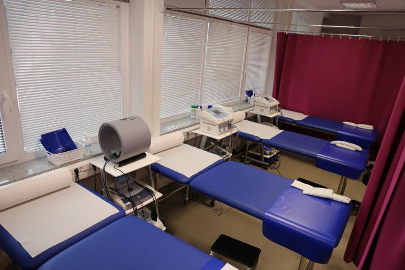 Osječki Dom zdravlja otvorio novu ordinaciju fizikalne medicine i rehabilitacije