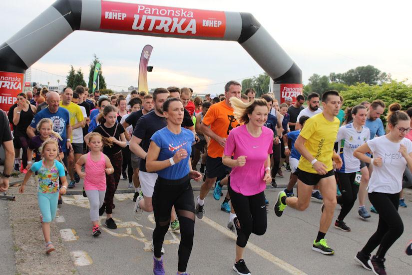 Foto: Održana Panonska utrka s više tisuća natjecatelja!