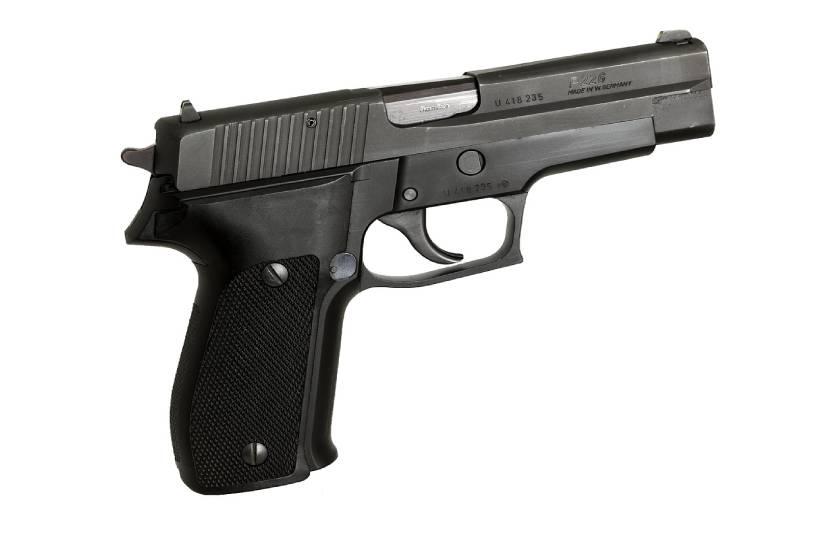 Ukraden pištolj