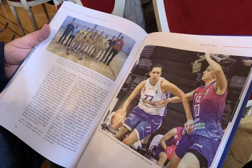 """""""Povijest košarke u Osijeku"""""""