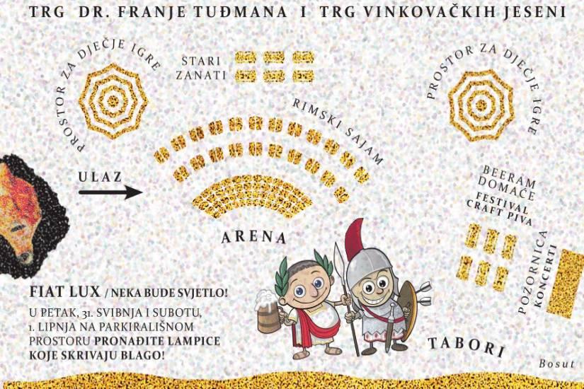 7. Rimski dani u Vinkovcima