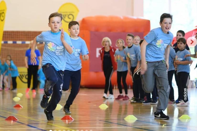 Velika Turneja radosti Plazma Sportskih igara mladih stiže u Osijek i Vinkovce