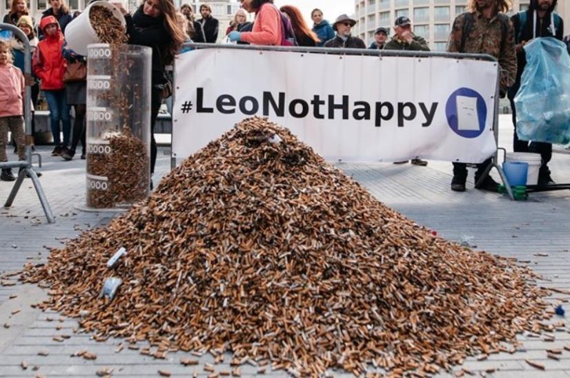 (VIDEO) Plastični filtri cigareta najgori su zagađivači naših oceana – Pogrešno se misli da su razgradivi!