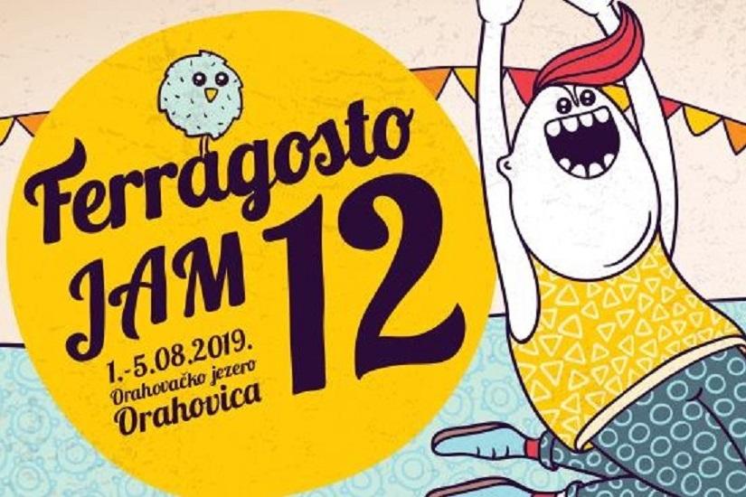 Ferragosto JAM 12 – Predstavljen kompletan program i novosti festivala