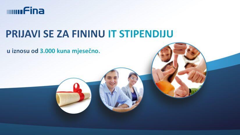 Prijavi se za Fininu IT stipendiju!
