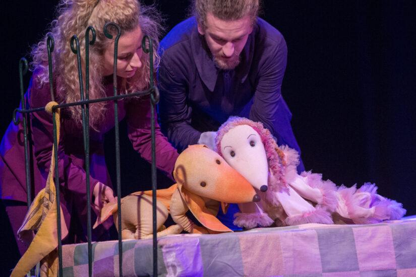 Dječje kazalište Osijek poziva vas na veseli vikend